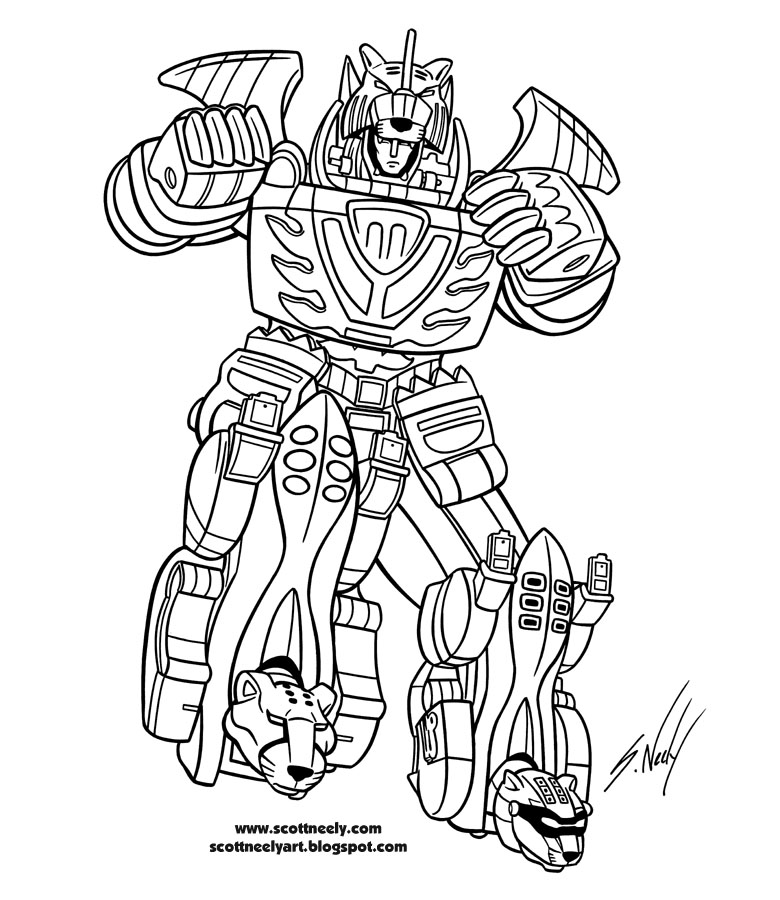 Power Rangers Jungle Of Fury